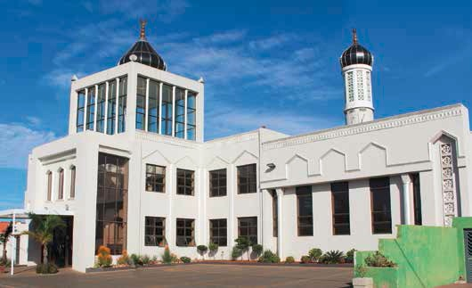 Current Masjid