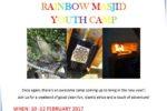 Rainbow Masjid Youth Camp