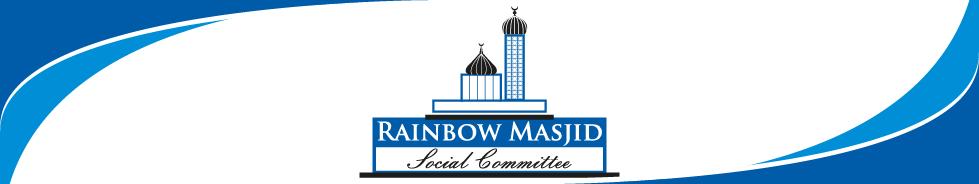 Rainbow Masjid Social Committee